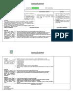 Planifcaciones de Ciencias Naturales 6to Unidad 3