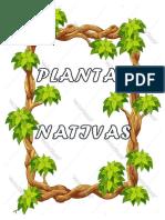 Plantas y Animales Exoticos y Nativos Del Perú