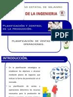 Planificacion de Ventas y Operaciones