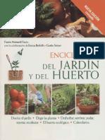 Enciclopedia Del Jardin y Del Huerto - F. Mainardi