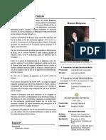 Trabajo de Historia Manuel Belgrano