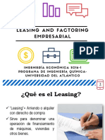 Leasing and Factoring Empresarial