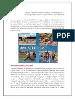 Atletismo, Lanzamientos , Importancia, Historia