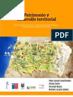 Patrimonio y Desarrollo Territorial. Productos Típicos y Alimentarios de la Región de O´Higgins. Identidad, Historia y Potencial de Desarrollo.