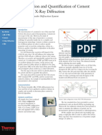 Identification Quantification Cement Phases Thermofisher