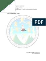 Didáctica USAC