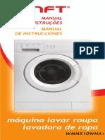 Kunft WMM510WHA+ Washing Machine