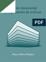 Gestion Documental y Organizaci - Mena Mujica, Mayra