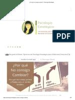 ¿Por qué no consigo cambiar_ - Psicología Estratégica.pdf