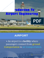 Introduction To Airport Engineering