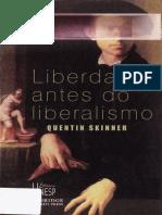 SKINNER, Q. Liberdade antes do liberalismo.pdf