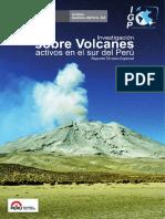 Volcanes Activos en El Peru