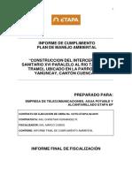 Informe Final Fiscalización de obras ETAPA EP