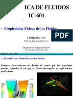 Mecanica de Fluidos - Unidad 1 - 1 2017