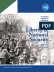 Liberty & National Security
