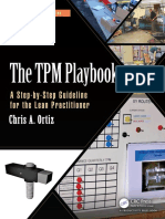 The TPM Playbook_ A Step-by-Step Guideline for the Lean Practitioner_Chris A Ortiz