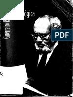 Guerreiro Ramos a Reducao Sociologica