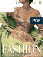 Fashion - The Definitive History of Costume and Style (2012) (DK)