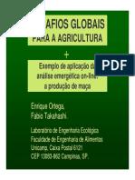 Agricultura Desafios Energetico