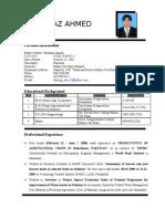 Umar CV Final