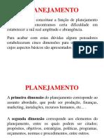 Unid. 1 - Planejamento