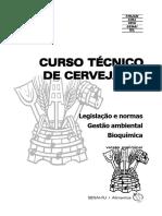 Técnico Em Cervejaria-SENAI-RJ 2004 - Volume 1