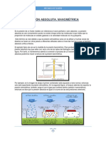 Clase n 3 Presion Absoluta y Manometriaca Principio Pascual