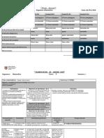 Planificacion 1 Unidad Matematica