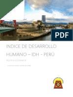 IDH PERU