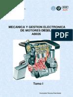 Mecanica y Gestion de Motores Diesel