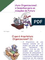 PO-12 - Arquitetura Organizacional
