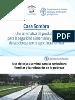 Una alternativa de producción para la seguridad alimentaria y reproducción de la pobreza con la agricultura familiar