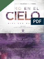 Digital Booklet - Como en El Cielo (en Vivo)