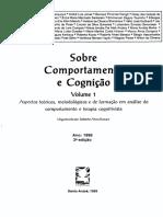 O Que é Comportamento (de Rose, 2001) e Contingência (de Souza, 2001)-1