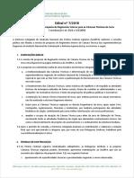 Edital SindPFA nº 7/2018 - Consulta Pública sobre Regimento da Câmara Técnica do Incra