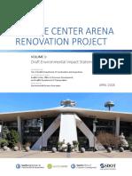 Seattle Arena Draft Environmental Impact Statement