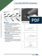 FH12 Catalog - Catalogo de FPC's da Hirose