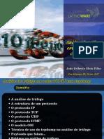 Análise de Tráfego Em Redes TCP-IP