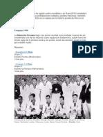 Historia de Peru en El Mundial