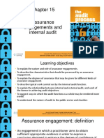 Auditing Gray 2015 Ch 15 Assurance Engagements Internal Audit