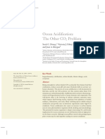 Ocean Acidification - The Other Co2 Problem 2009 Doney
