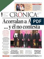 La crónica 23 abril de 2018