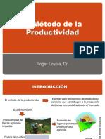 2015. El Método de La Productividad