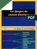 Module 01- Les Dangers Du Courant Électrique
