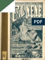 Libro El Nene 1895