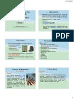 Unidade 7 - Hidrometria - Hidrologia