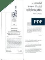 comunidad prospera capital social y la vida publica R Putnam.pdf
