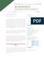 Ingeniería de Yacimientos III_ Inyección Cíclica de Vapor