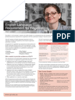 English Language Information