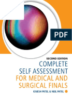 Complete Self Assessment for Medical and Surgical Finals 2E (2012) [PDF] [UnitedVRG]